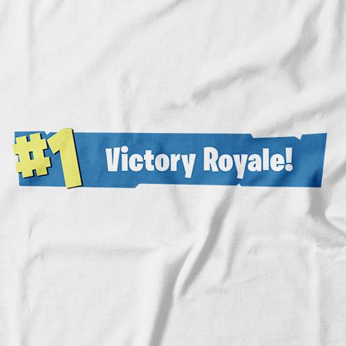 Victory Royale Shirt Fortnite Clothing